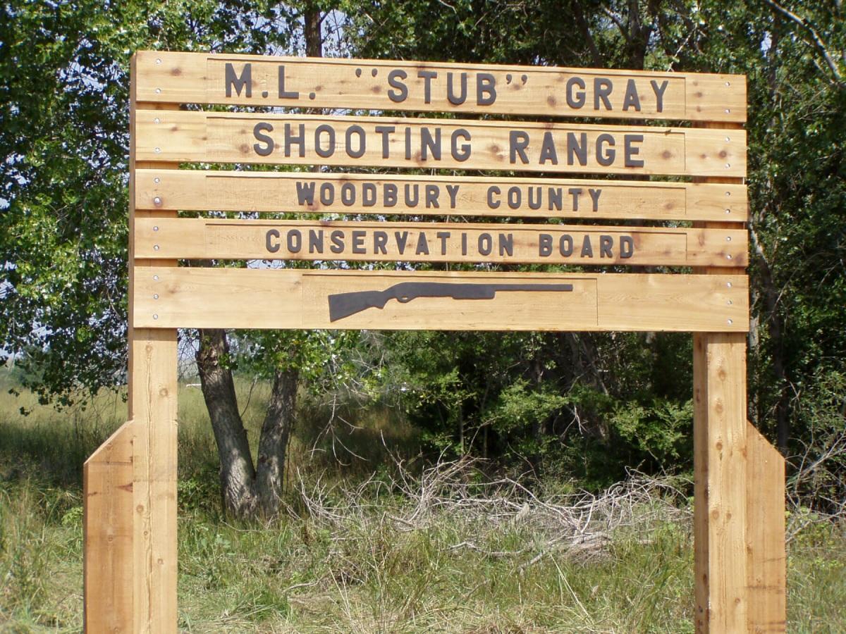 Shooting-Range-Sign