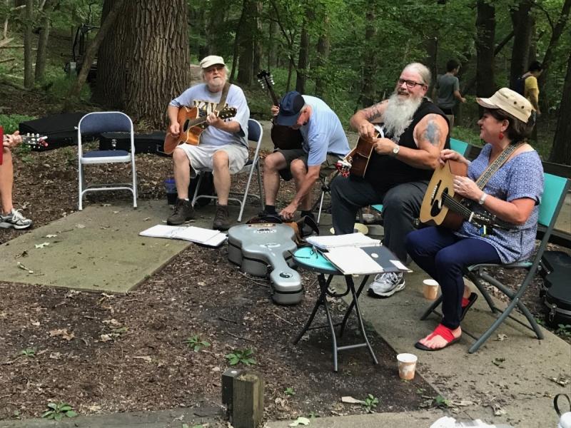 August-musicians