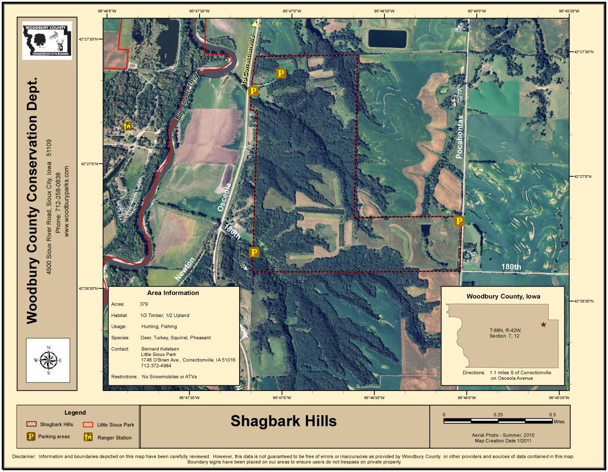 ShagbarkWebsiteMap2011