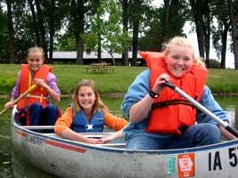 Dorothy Pecaut Nature Center Summer Camp